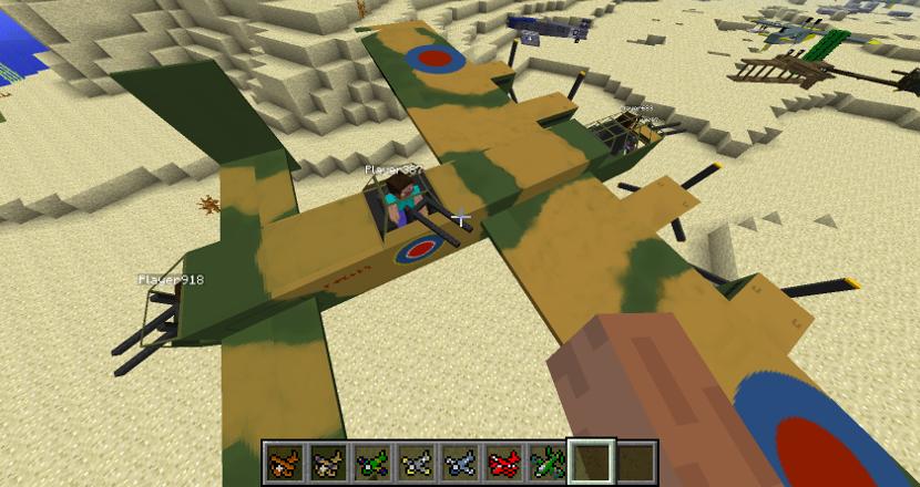 Мод Flan's Monolith Pack для Minecraft 1.7.10/1.6.4 ...